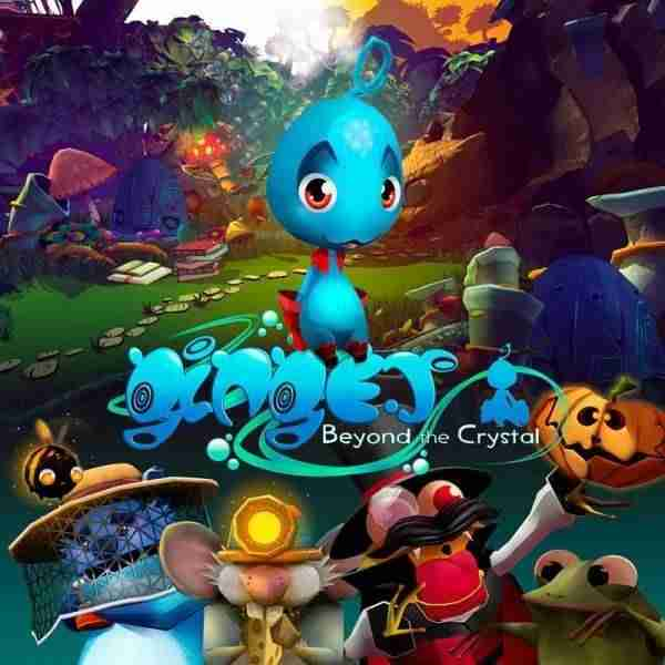 Descargar Ginger Beyond the Crystal [ENG][ACTiVATED] por Torrent